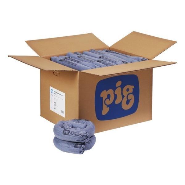 Blue Saugschläuche Universal, Ø 3,8 cm x 74 cm, 50 Saugschläuche im Karton
