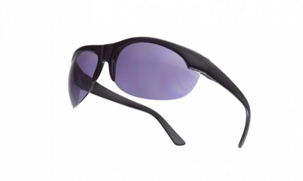 bolle Schutzbrille SUPER NYLSUN - SNPF, Rauchglas, auswechselbare Gläser, Nylonrahmen