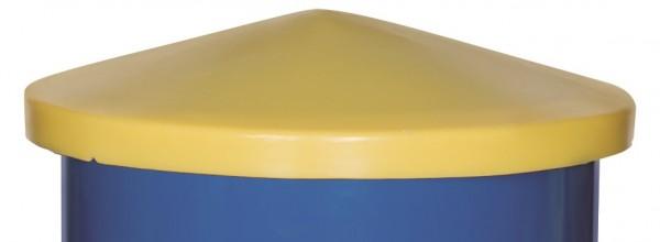 Fassdeckel lose aufliegend Typ KFD-H aus Polyethylen (PE) für 200-Liter-Fass