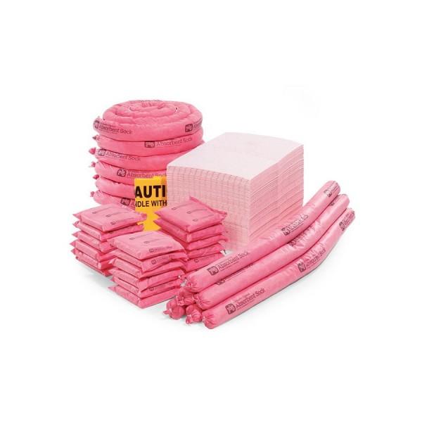 Nachfüllpackung RFLE302 für Notfallkit Container - Medium Chemikalien KITE302