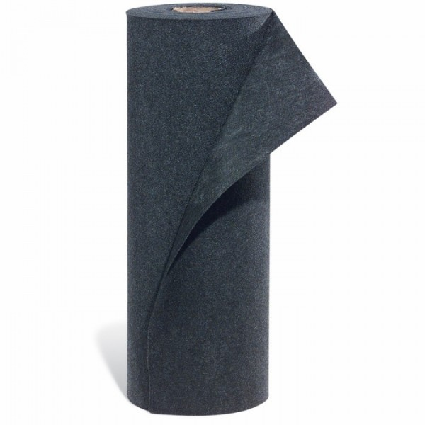 Traffic Mat Läufer, grau, 91 cm x 46 m, 1 Rolle im Beutel