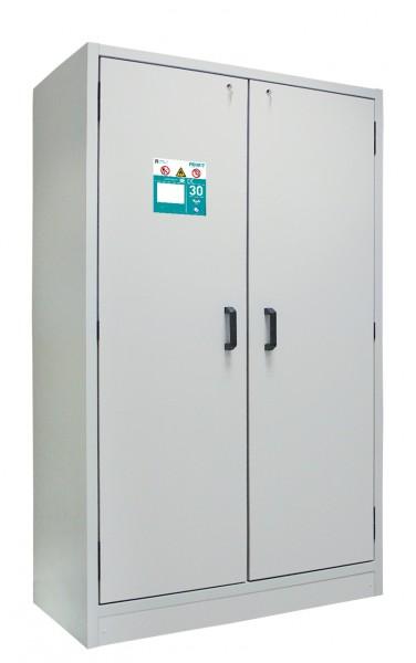 Priorit Sicherheitsschrank Priocab Typ30, EN32.196.120-5A, 2-flügelig, 5 Vollauszüge