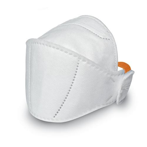 uvex Atemschutzmaske silv-Air premium 5200+ FFP2 NR D, Faltmaske ohne Ventil