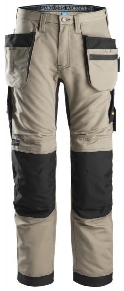 Snickers Workwear 6206 LiteWork 37.5, Arbeitshose+ mit Holstertaschen