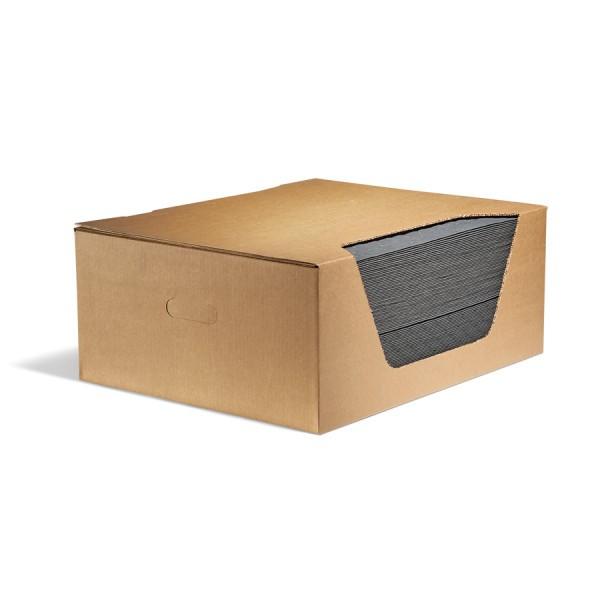 Besonders robuste Universal Saugmatten, Heavy, 41 x 51 cm, 100 Matten im Karton