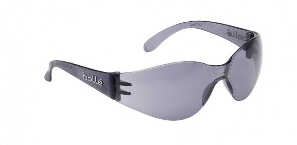 bolle Schutzbrille BANDIDO - BANPSF, Rauchglas-farbener PC Rahmen und Linsen