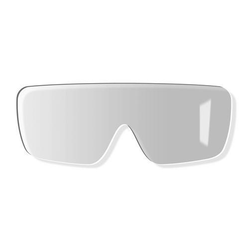 uvex Ersatzscheibe 9400517 CA farblos/UV, 2-1,2
