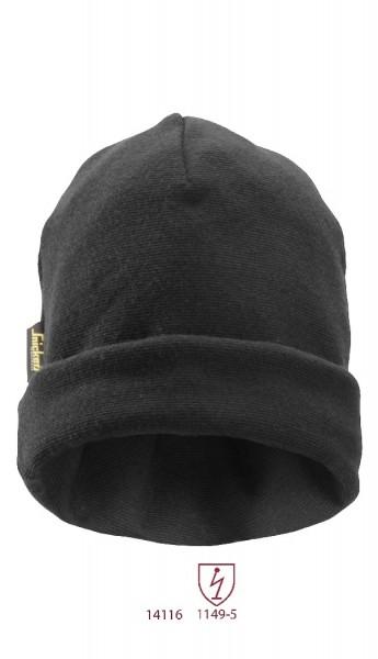 Snickers Workwear 9075 ProtecWork Woll-Beanie schwarz, antistatisch
