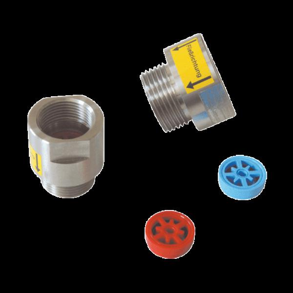 B-Safety Automatischer Mengenregulator BR 010 435 für Labor-Notduschen