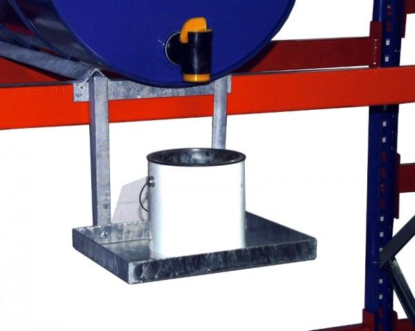 Bauer Gebindeständer Typ S 3015 aus Stahl, verzinkt