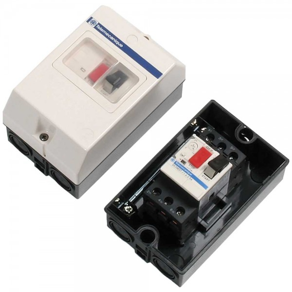 Fumex Motorschutzschalter SMB 10-180, manuel, IP 55