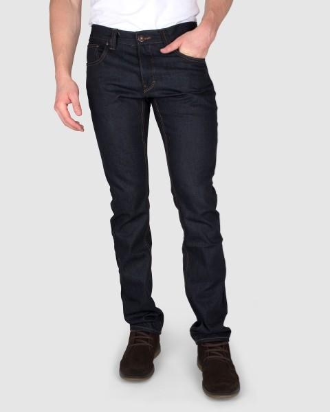 Dunderdon Berufsbekleidung Casual Line Jeans Hose P49, capriblau
