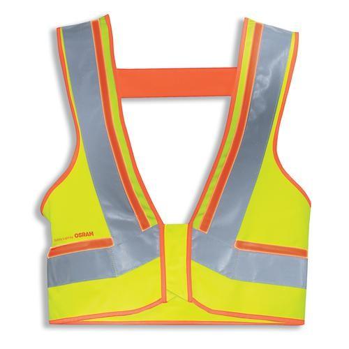 uvex Schutzbekleidung protection flash Warnweste 4LL warngelb Modell 7936
