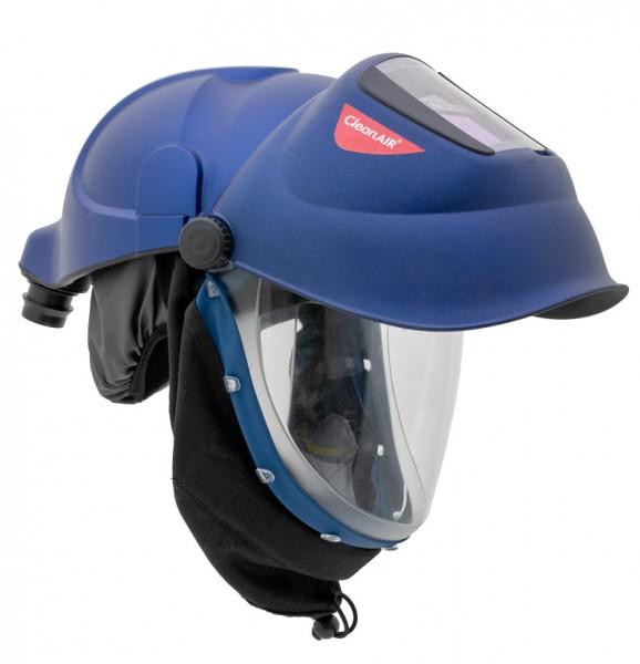 CleanAIR Schutzhelm CA-40GW mit Schleif- und Schweißschirm