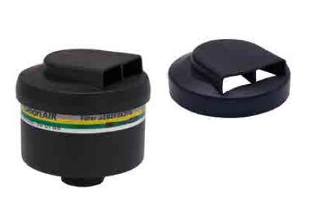 CleanAIR Dekontaminationsfilterabdeckung für CleanAIR Filter