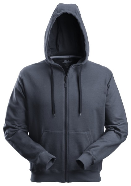 Snickers Workwear 2801 Hoodie mit Reißverschluss und Kängurutasche