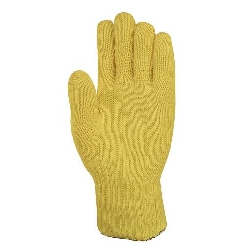 uvex Kevlar-Schutzhandschuhe k-basic extra 6658 gelb, Hitzeschutz, Schnittschutz