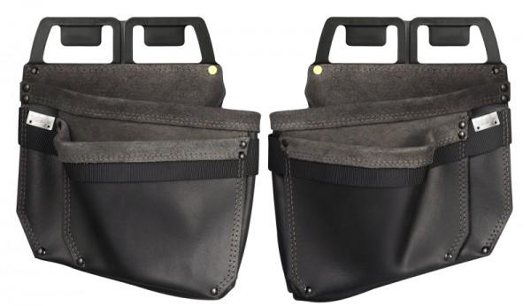 Snickers Workwear 9795 Nagel und Schrauben Taschen schwarz