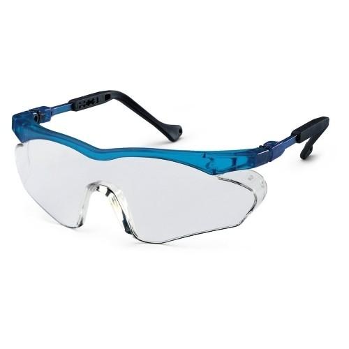 uvex Schutzbrille 9197260 skybrite sx2, transluzent/blau, PC farblos, beschlagfrei, kratzfest