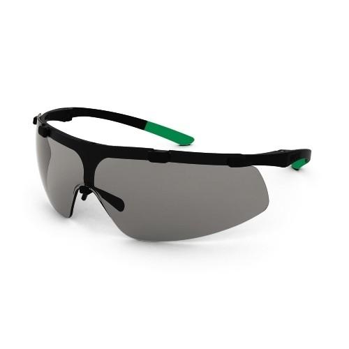 uvex Schweißerschutzbrille super fit, 9178041, PC grau, Schutzstufe 1,7