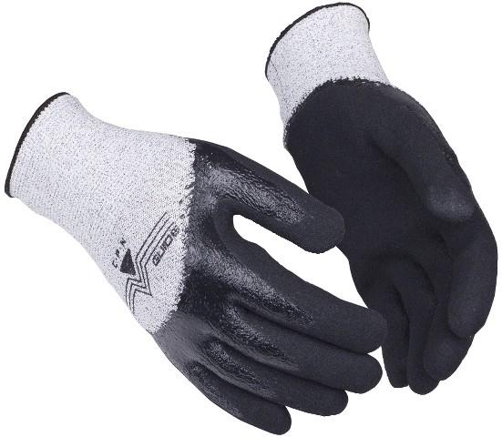 Schnittschutz-Handschuhe 6330 CPN Guide mit Nitril-Beschichtung, Strickbund