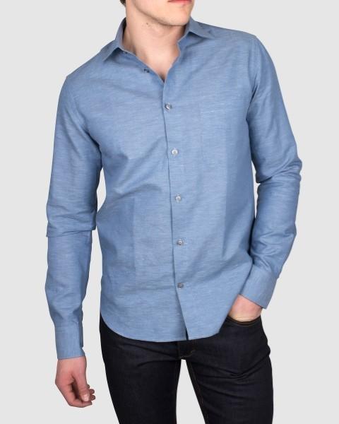 Dunderdon Berufsbekleidung SH6 Linnen Shirt