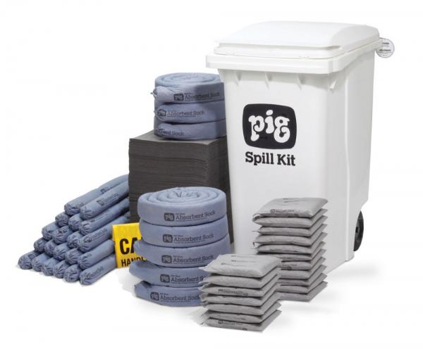 Fahrbarer Notfallkitt Container - Groß Universal KITE203
