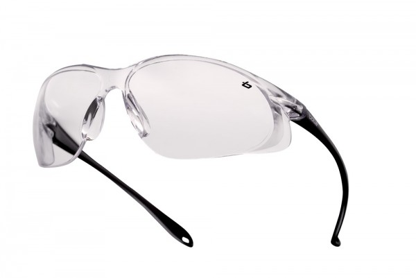 bolle Schutzbrille CHOPPER - CHOPSI, klares PC, gerade Komfortbügel, Panoramasichtfeld