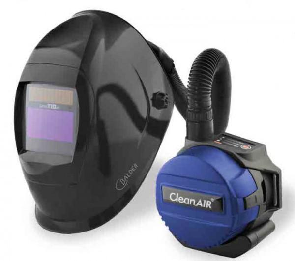 CleanAIR Schutzhaube CA-23 für Schweißer mit integrierter Luftverteilung