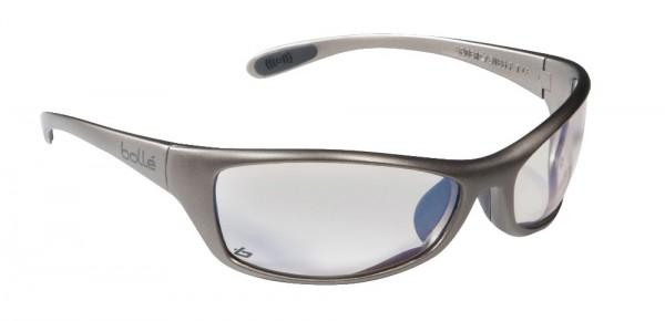 bolle Schutzbrille SPIDER - SPIESP, ESP PC, rutschfester Nasensteg, Sport Bügel