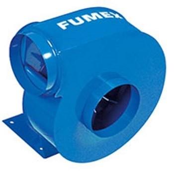 Fumex Ventilator Typ C 600-3, 3-Phasen, 25 kW, IP 54, 230/400 V, 1.20 / 0.70 A