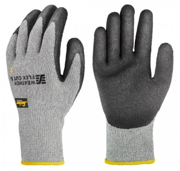 Snickers Workwear 9317 WETTER Flex Cut 5 Schnittschutzhandschuhe, Isoliert