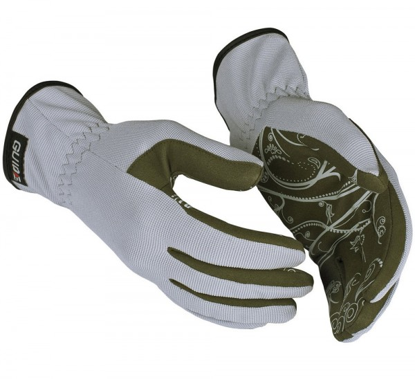 Schutzhandschuhe 539 Guide PP aus Synthetikleder mit Stulpe, chromfrei