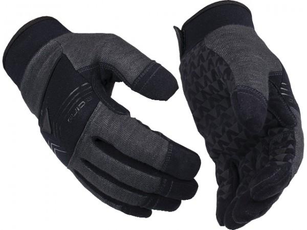 Schnittschutz-Handschuhe 6204 CPN Guide aus Chamoude-Synthetikleder, Klettverschluss