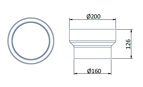 fumex-reduzierung-cv-r200-16-abmessung