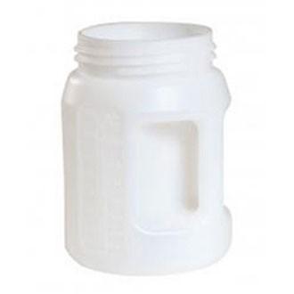 Oil Safe Behälter 2,0 Liter aus HDPE