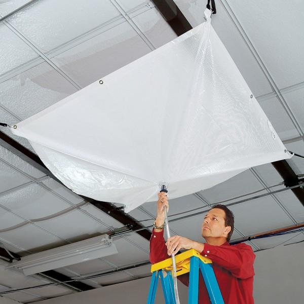Leckagen-Umleiter 305 x 305 cm, TLS464, für Dächer