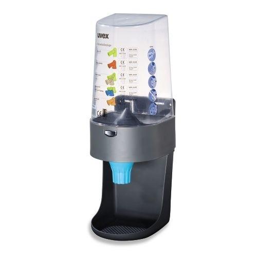 uvex Gehörschutzspender one2click mit Schraubbefestigung, leer