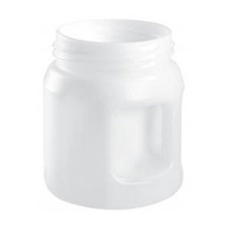 Oil Safe Behälter 1,5 Liter aus HDPE