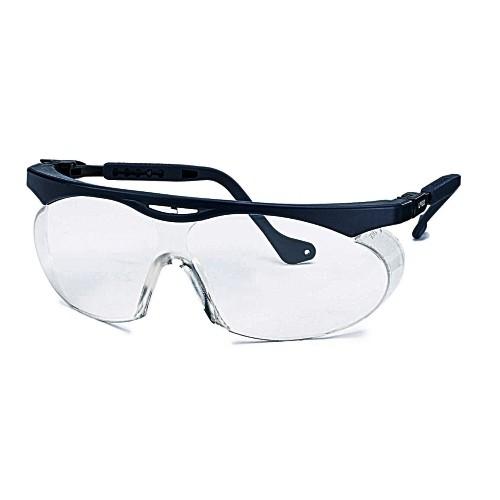 uvex Schutzbrille 9195265 skyper blau, PC farblos, kratzfest, beschlagfrei