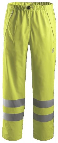Snickers Workwear 8243 High-Vis PU Arbeits-Regenhose, EN 20471 Klasse 2, EN 343