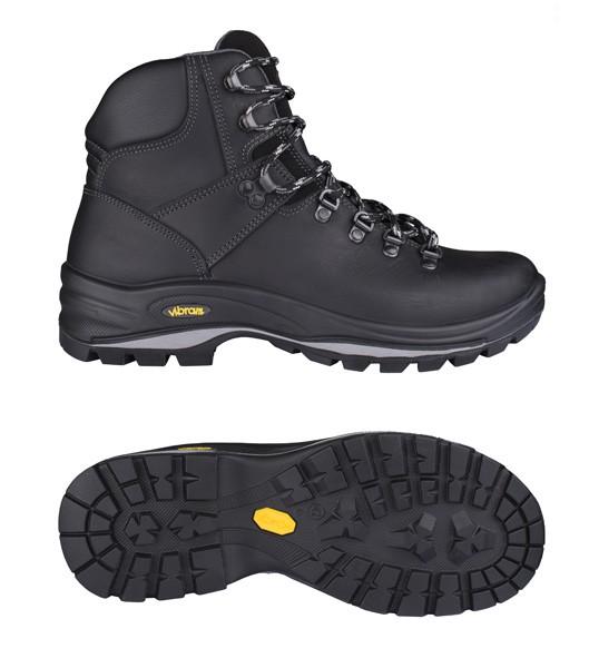 Solid Gear SG12829 Sicherheitsschuh Hiker schwarz, Trekkingschuh