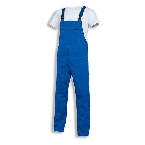 uvex Schutzbekleidung banox+ Herren-Latzhose kornblau Modell 8884