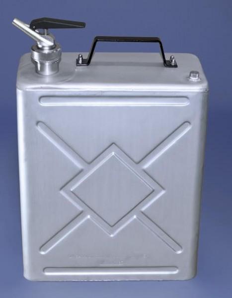 Original Salzkotten Sicherheits-Kanister Typ 321, 20 Liter mit Feindosierer und Belüftung