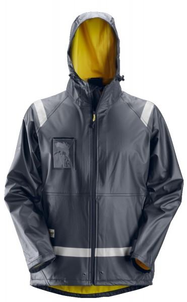 Snickers Workwear 8200 Arbeits-Regenjacke PU mit Kapuze
