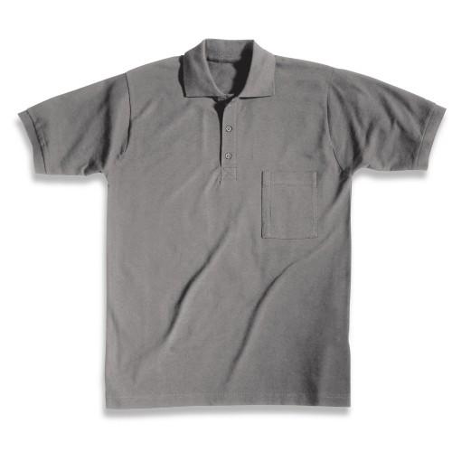 uvex Berufsbekleidung Polo-Shirt basic Modell 654 aus Baumwolle