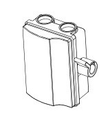 Fumex Sicherheitsschalter SSB 1100EMC für FBE 1100 Ventilator
