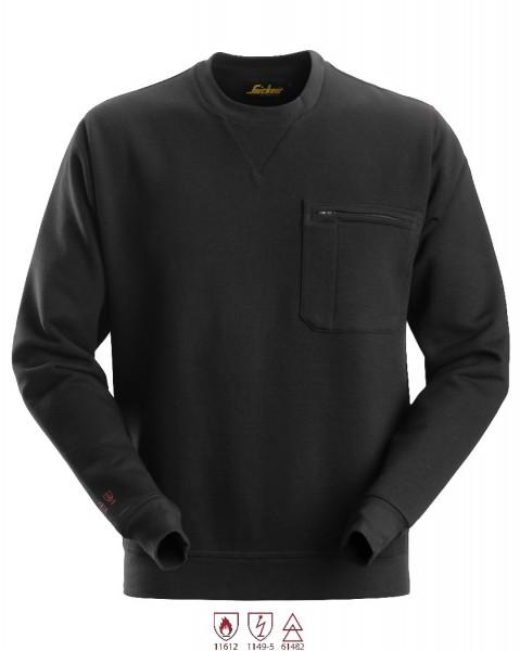 Snickers Workwear 2861 ProtecWork flammhemmendes, antistatisches Sweatshirt