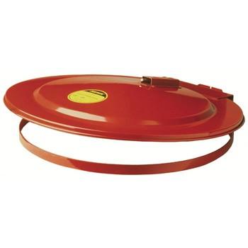 Justrite Sicherheits-Fassdeckel für 200-Liter-Fässer mit 58 cm Ø
