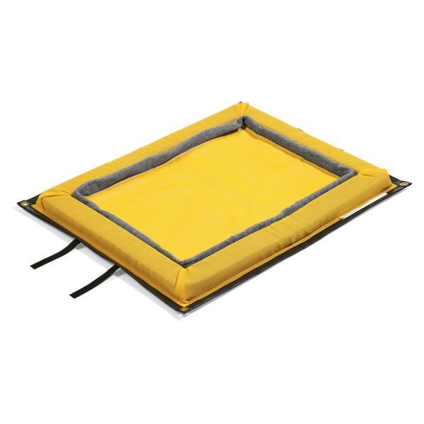 Auffangmatte 137 x 198 x 5 cm mit Filterfunktion für den Außenbereich, FLT902